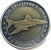 Token - Air Force Sergeants Association – reverse
