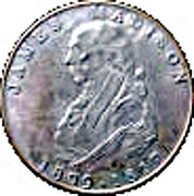 Token - James Madison – obverse