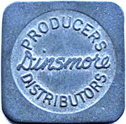 1 Quart Milk - Dinsmore Producers Distributors (Dinsmore, Florida) – obverse