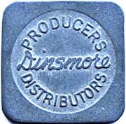1 Quart Milk - Dinsmore Producers Distributors (Dinsmore, Florida) – obverse