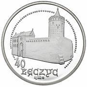 40 Łęczyc - Łęczyca – reverse