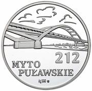 212 Myto Puławskie - Puławy – reverse