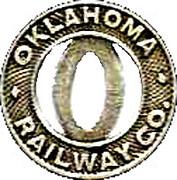 1 City Fare - Oklahoma Railway Co. – obverse