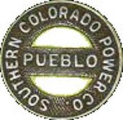 1 Fare - Southern Colorado Power Co. (Pueblo, Colorado) – obverse