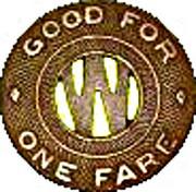 1 Fare - Wichita Transportation Co. – reverse