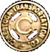 1 Fare - Conestoga Transportation Co. (Lancaster, Pennsylvania) – obverse