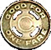 1 Fare - Conestoga Transportation Co. (Lancaster, Pennsylvania) – reverse