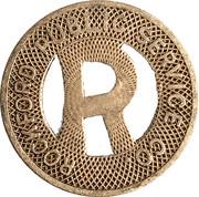 1 Fare - Rockford Public Service Co. (Rockford, Illinois) – obverse