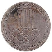 Token - Gesellschaft zur Förderung des olympischen Gedankens (August Schärtner) – reverse