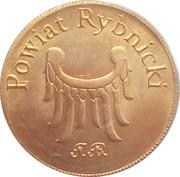 1 Dukat Rybnicki - Powiat Rybnicki – obverse
