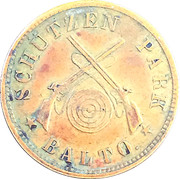 10 Cents - Baltimore Shooting Park – obverse