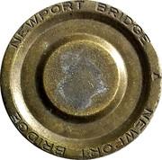 Token - Rhode Island Turnpike and Bridge Authority -  reverse