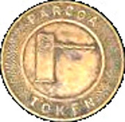 Parking Token - Parcoa Independence (Parking MO 3400-B [REV C]) – reverse
