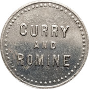2 Dollars - Curry and Romine – obverse
