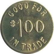 1 Dollar - Church of the Brethren (Pleasant View) – reverse