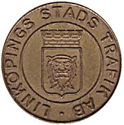 Token Bus - Linkoping Skanninge – obverse