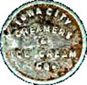 1 Pint Milk - Iowa City Creamery – obverse