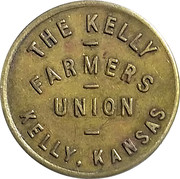 50 Cents - The Kelly Farmers Union – obverse