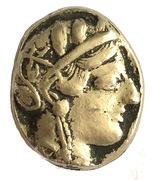 Token - Normatensyl (Tétradrachme Athènes) – obverse