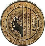 Token - Beatrix (Euro 1999-2002 Specimen) – obverse