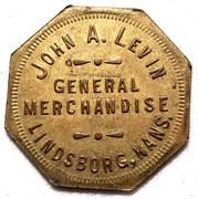 25 Cents - John A. Levin – obverse