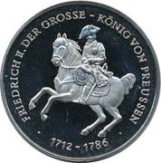 Token - Deutschland (Friedrich II) – obverse