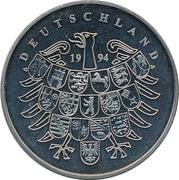 Token - Deutschland (Friedrich II) – reverse