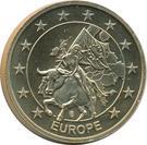 Token - Europe (Valetta) – reverse