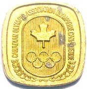 Token - Canadian Olympic Association (Football) – reverse
