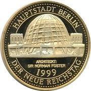 Token - Berlin (Der Neue Reichstag) – obverse