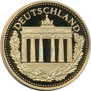 Token - Berlin (Der Neue Reichstag) – reverse