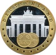 Token - Europe (Deutsche Währung) – obverse