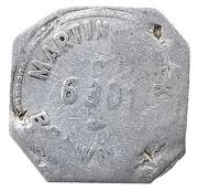 10 Cents - Martin Pasek – obverse