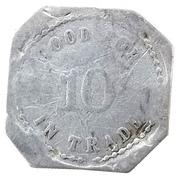 10 Cents - Martin Pasek – reverse