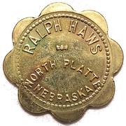 10 Cents - Ralph Haws (North Platte, Nebraska) – obverse