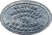1 Cent - Slayton Mercantile Company (Emory, Montana) – obverse