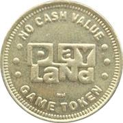 Game Token - Playland – reverse