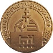 Token - Bratislavské korunovačné dni (Deti) – obverse