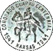 5 Cents - Pony Express (Kansas) – obverse
