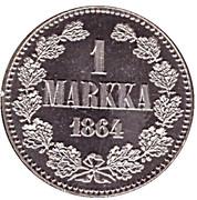 Token - Mint of Finland 2001 coin set – obverse