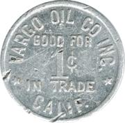 1 Cent - Vargo Oil Co Inc. – reverse