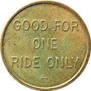 1 Ride - Columbus Zoo (Ohio) – reverse