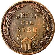 Civil War Token - Washington – reverse
