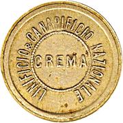 1 Lira - Linificio & Canapificio Nazionale (Crema) – obverse