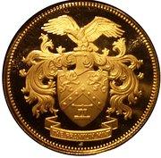 Token - Franklin Mint Collectors Society – reverse
