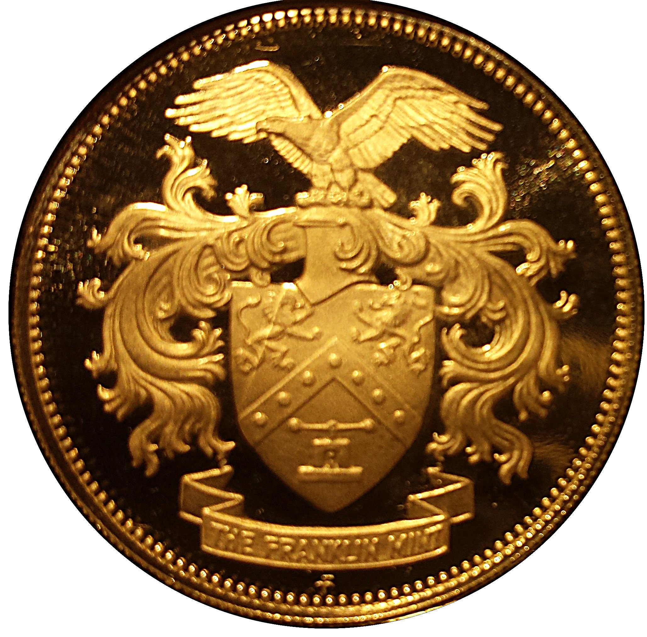 coins are minted at