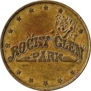 Token - Rocky Glen Park (Pennsylvania) – obverse