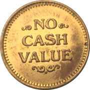 Token - Wolff Systems SCA USA – reverse