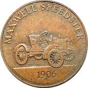 Token - Maxwell Speedster – obverse