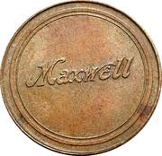 Token - Maxwell Speedster – reverse